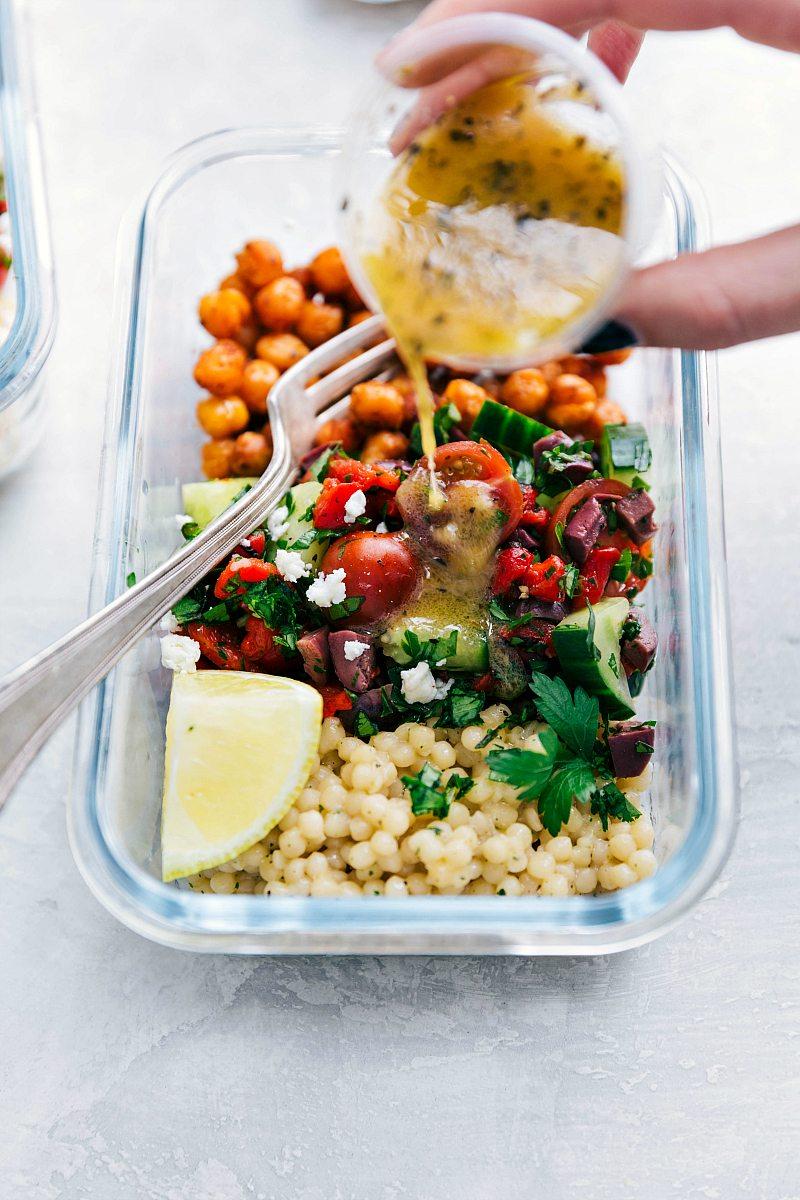 e Chickpea Salad