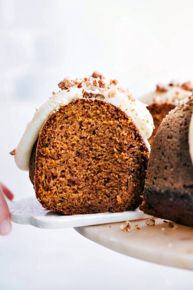 Pumpkin Cake (BEST EVER!)