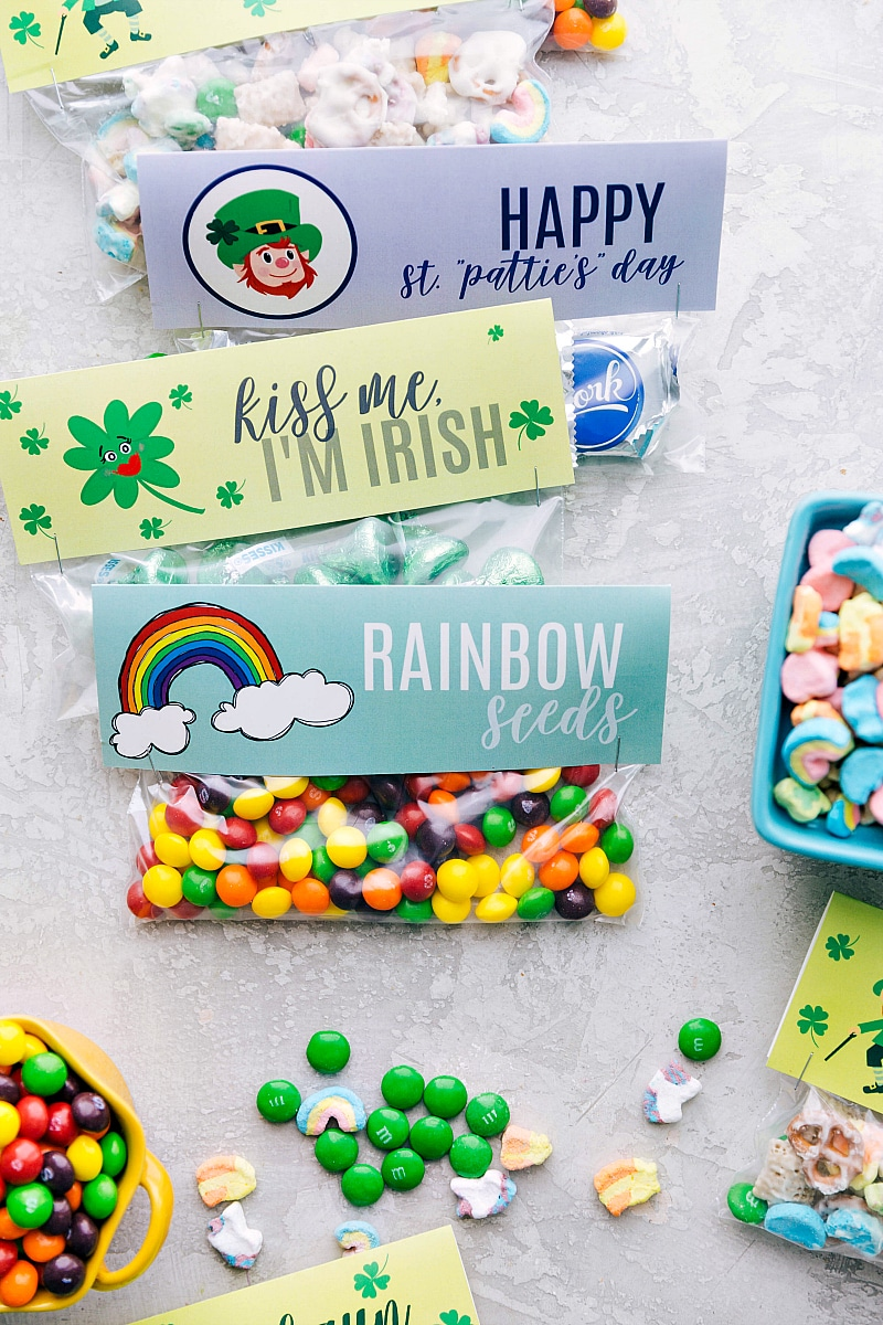 Photo of 4 St. Patrick's Day Treats