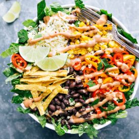 Black Bean Corn Salad {15 Minute Prep!}