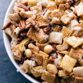 Sweet Chex Mix Recipe