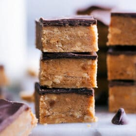 Buttercrunch Candy (Peanut Butter and Chocolate)
