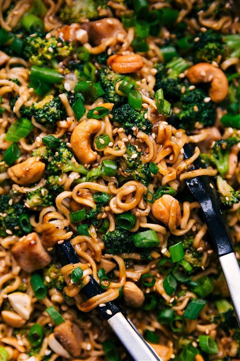 Chicken Ramen Noodles