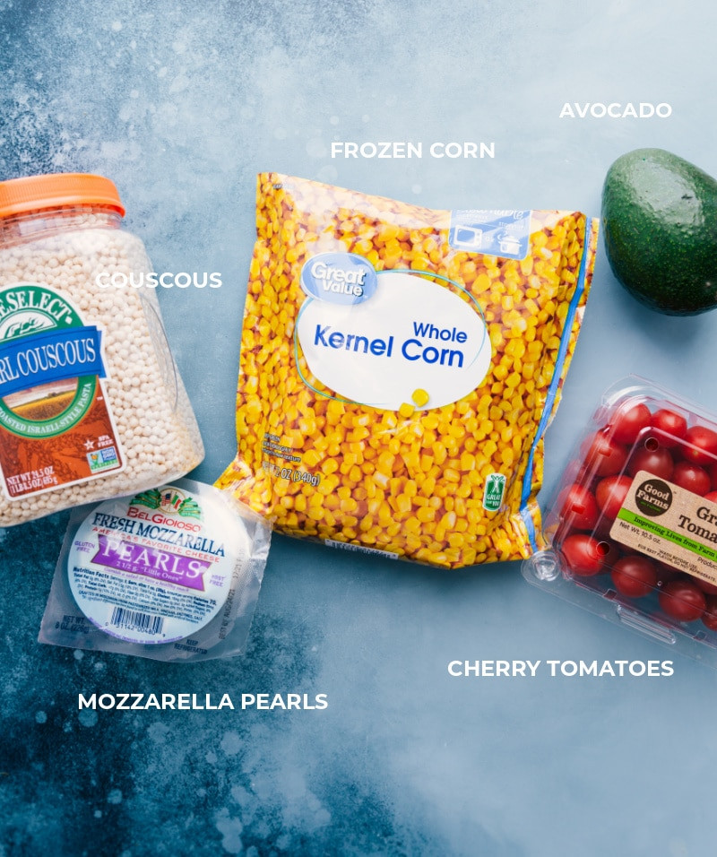 Ingredient shot: The items used in this recipe