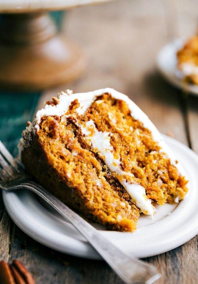Pumpkin Carrot Cake1